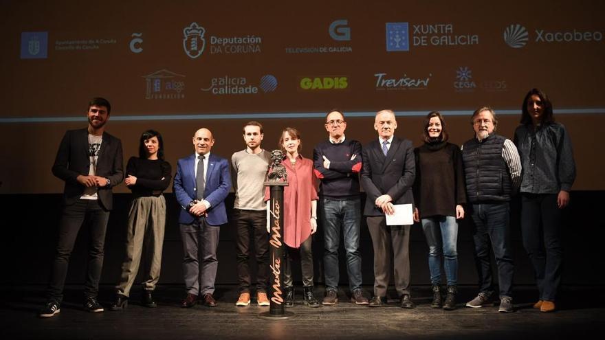 La serie Hierro hace historia al ser 16 veces finalista en los Premios Mestre Mateo