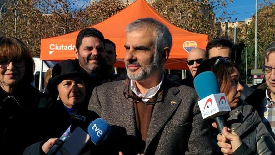 """Carrizosa rechaza """"revisar"""" su pacto con el PP en Andalucía"""