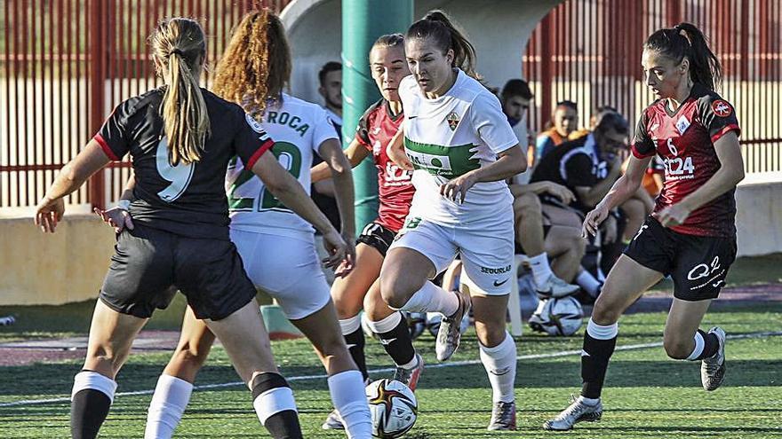 El Elche CF Femenino viaja a Córdoba en busca de la sorpresa