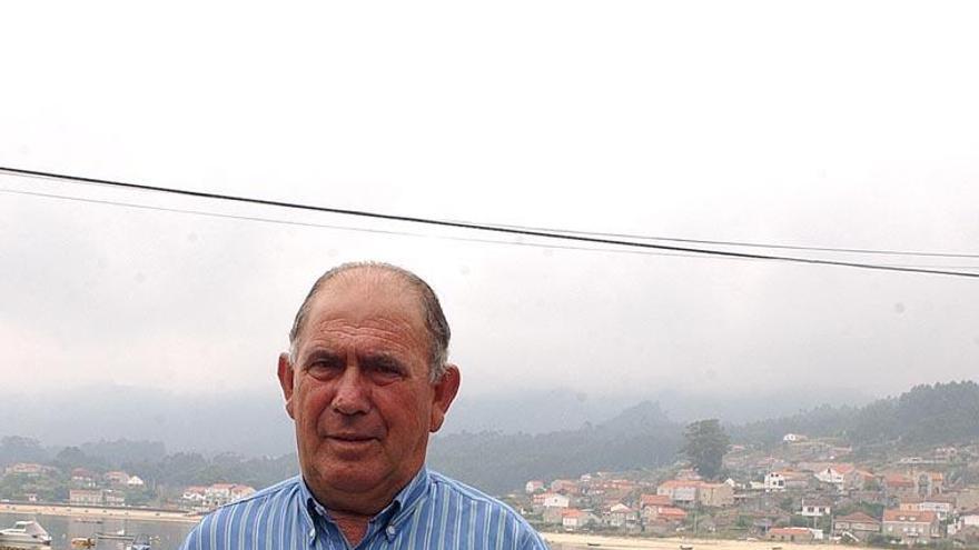 Fallece Javier Guimeráns, histórico presidente del Cruceiro do Hío