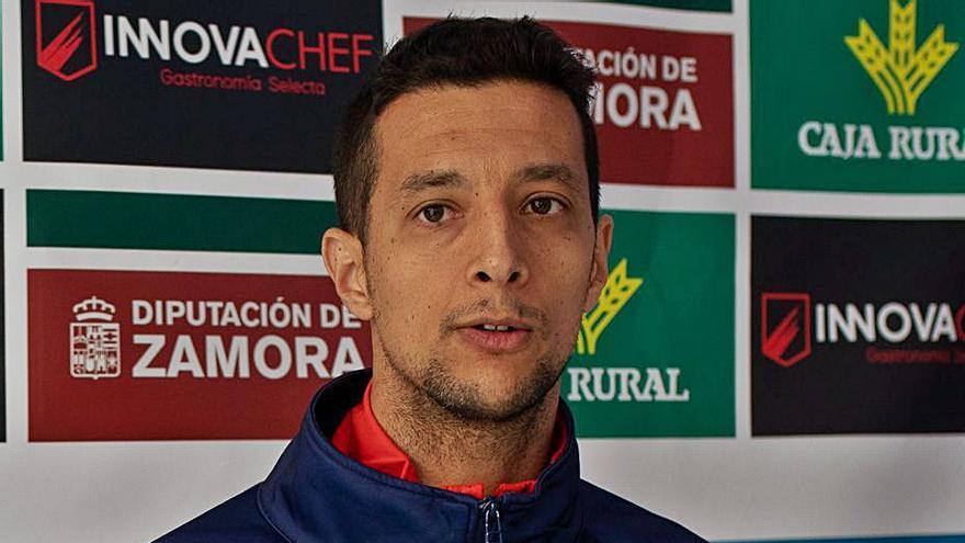 """Saulo Hernández: """"CB Prat es la mezcla que todo técnico sueña"""""""