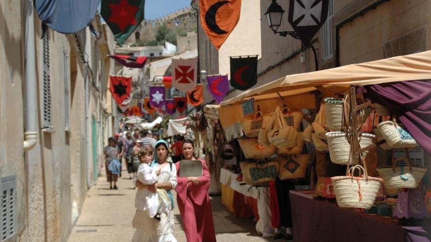 Das erwartet Sie auf dem Mittelaltermarkt von Capdepera