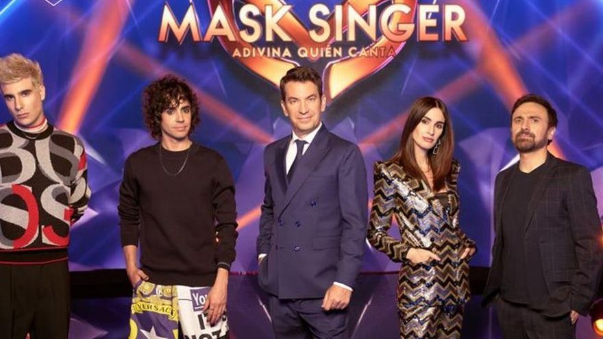 «Mask Singer» escalfa motors: Antena 3 ja té data d'estrena de la seva segona edició