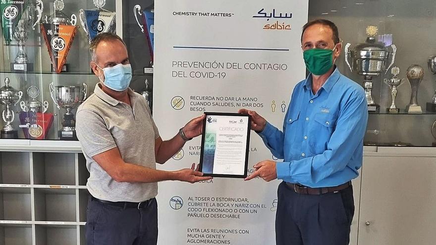 Sabic, reconocida por cuarta vez como empresa responsable con el medio ambiente