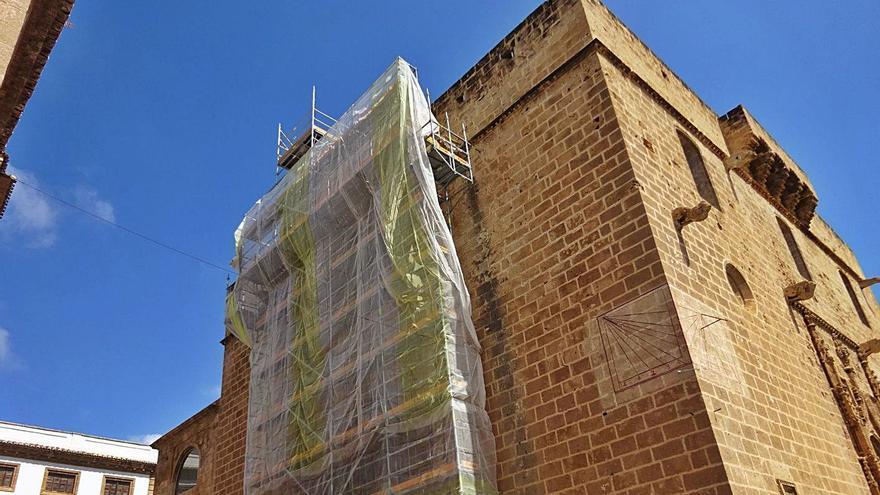 Xàbia detecta divergencias en el proyecto de reforma Iglesia de San Bartolomé