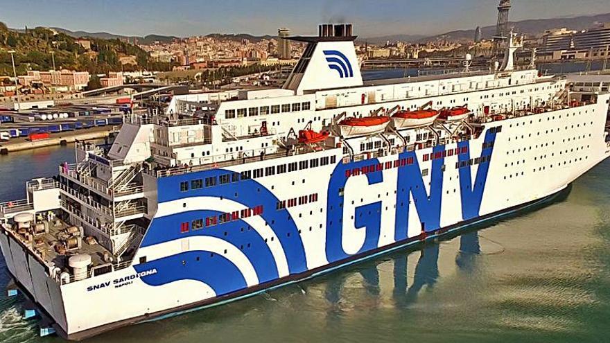 La naviera MSC impulsa la competencia de los 'ferries' en el Mediterráneo