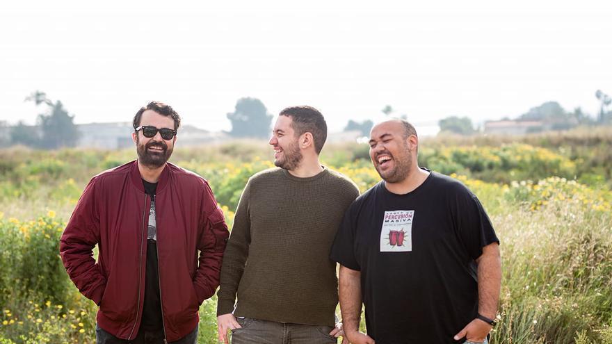 El grupo alicantino Las Flores lanza su primer álbum