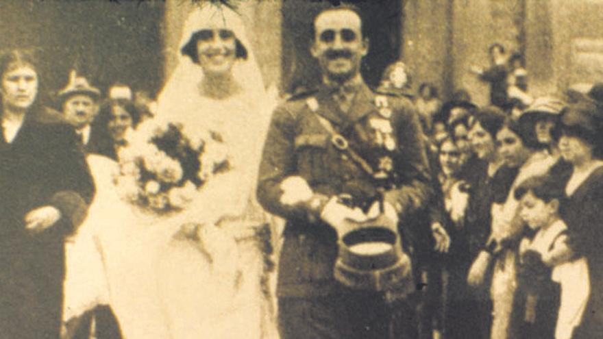 Franco tenía tres cuentas bancarias en Oviedo cuando redactó su testamento en 1968