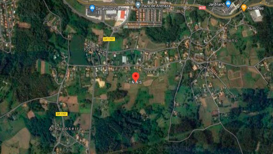 Encuentran semidesnudo en Galicia a un hombre polaco al que buscaba su familia