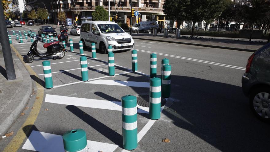 La Arena apoya el tercer carril de la avenida de Castilla y El Coto teme un gran aumento de tráfico