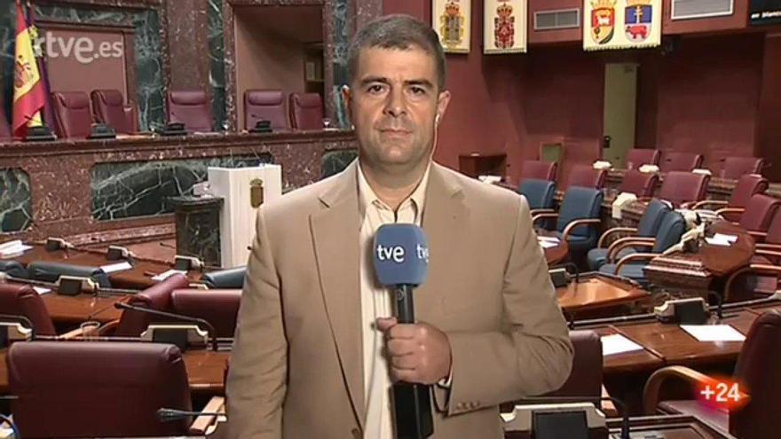 José Alfonso Pérez, nuevo director de RTVE en la Región