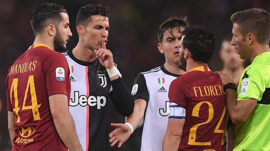 """Florenzi responde con un golazo al """"eres demasiado pequeño para hablar"""" de Cristiano"""