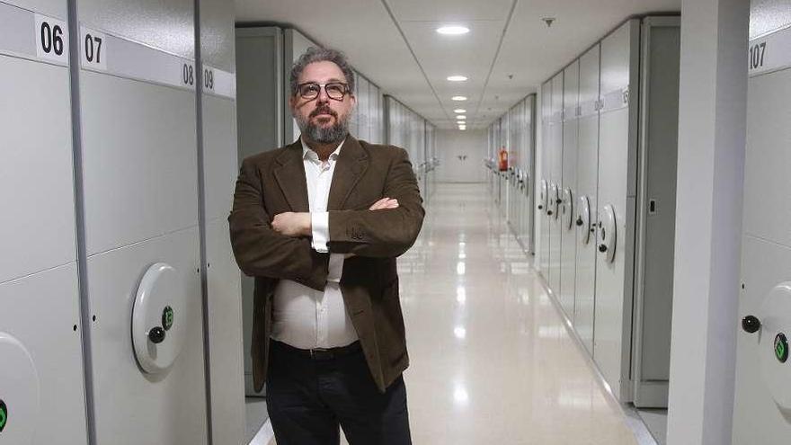 """El Archivo Provincial ultima los preparativos del traslado con 1.500 libros """"muy sensibles"""""""