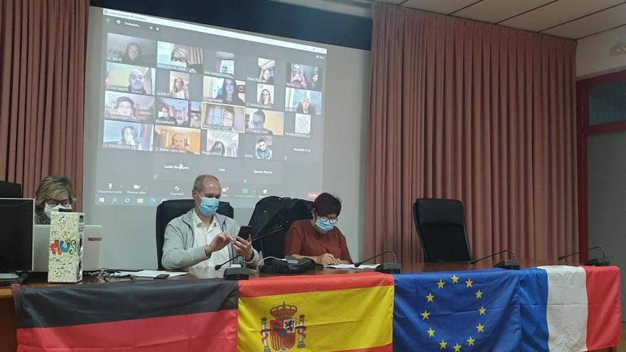 Calasparra se suma a los 'Erasmus Day' para reivindicar los valores europeos