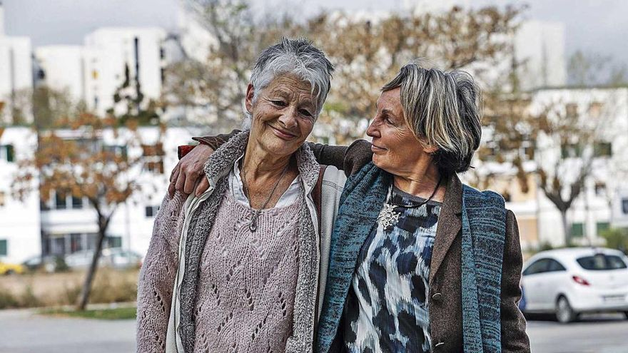 Un grupo de mujeres rescata Ciutat d'Elles, el proyecto de ecoaldea para envejecer activamente