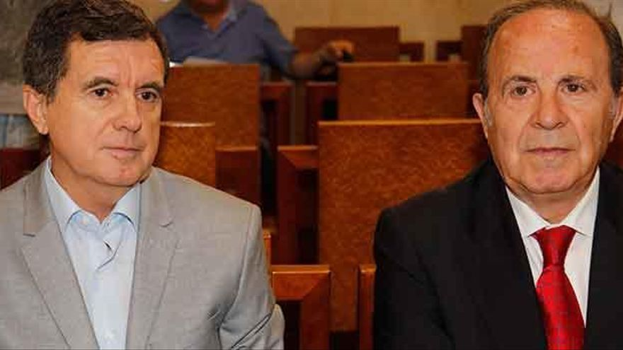José María Rodríguez, condenado a tres años y medio de prisión por el caso Over