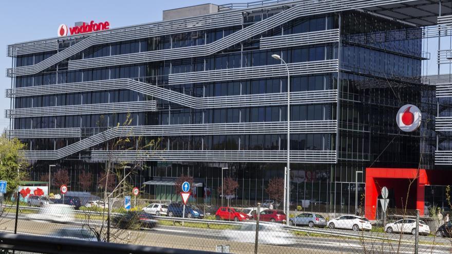 Vodafone anuncia un ERE en España para 515 empleados