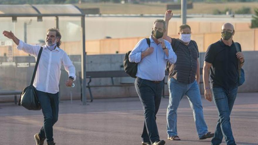 El Supremo rechaza la semilibertad de Junqueras y el resto de condenados por el 'procés'