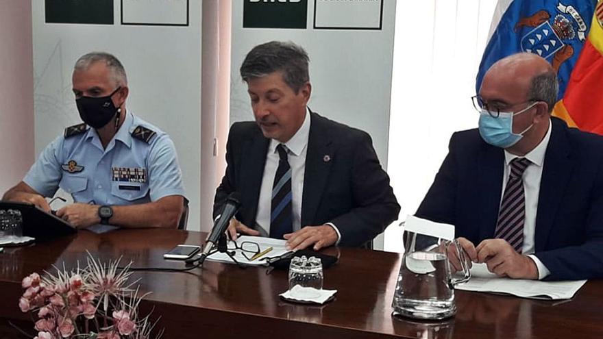 Fernando Torres San José: «La tensión con Marruecos es política, el Ejército no lo ve como una amenaza»