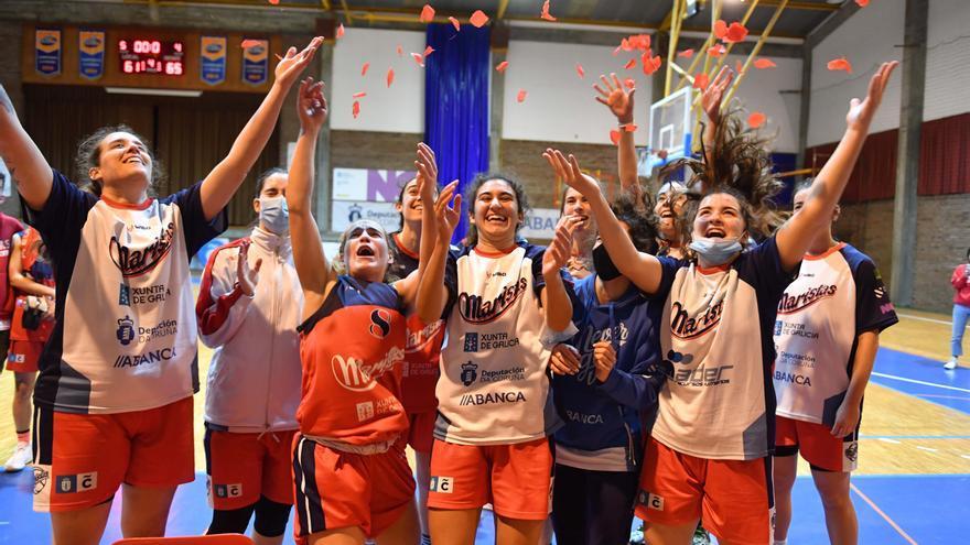 Maristas pierde ante Ibaizabal, pero celebra la permanencia