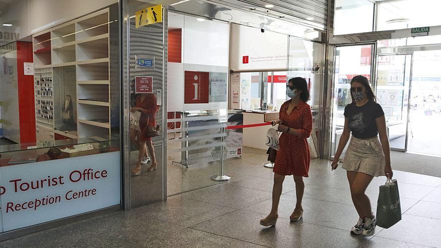 La oficina de turismo se muda a López de Neira