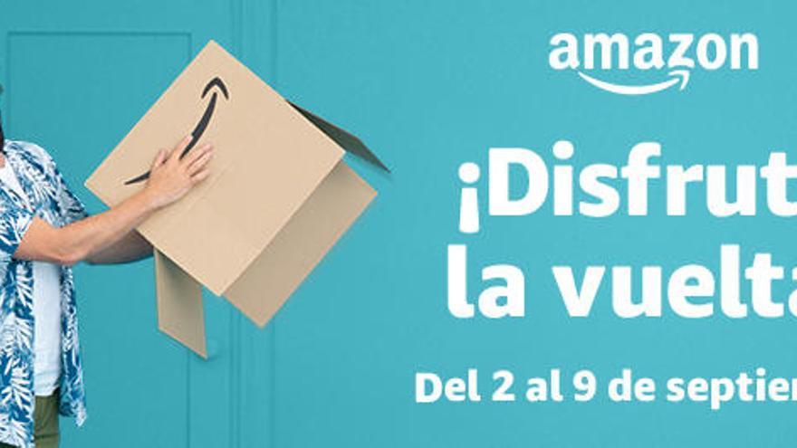 Las mejores ofertas de 'Disfruta la Vuelta' de Amazon