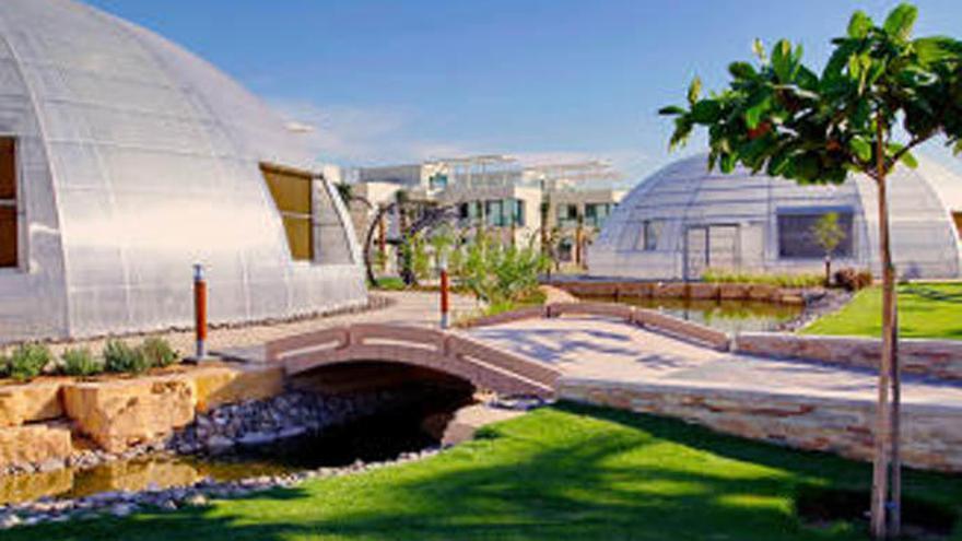 La primera ciutat verda del planeta és a Dubai