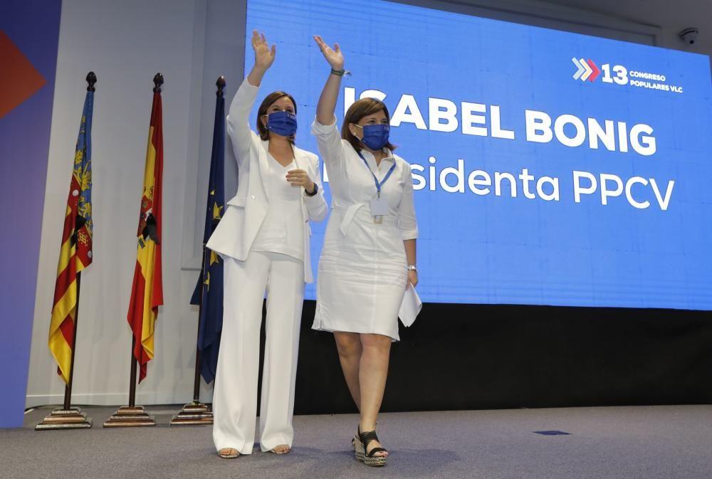 María José Catalá, elegida presidenta del PP de València