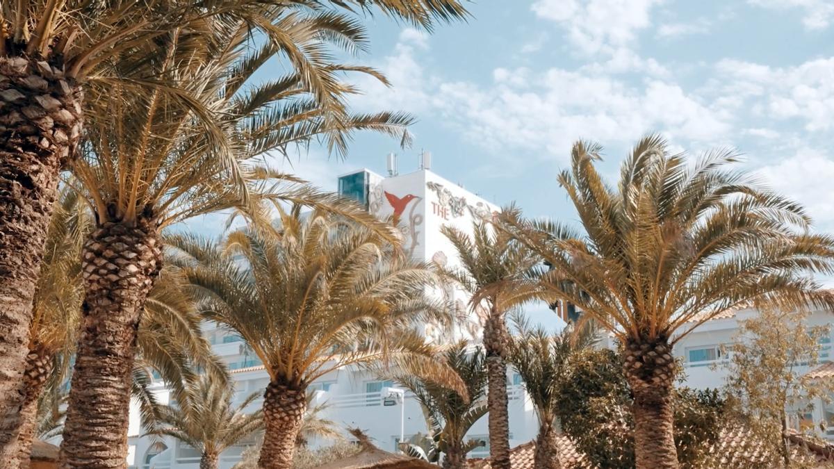 Imagen de archivo de Ushuaïa Ibiza.