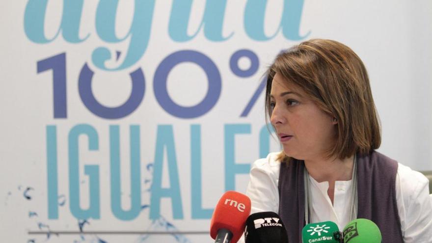 El Ayuntamiento de Córdoba regará zonas verdes exclusivamente con agua no potable