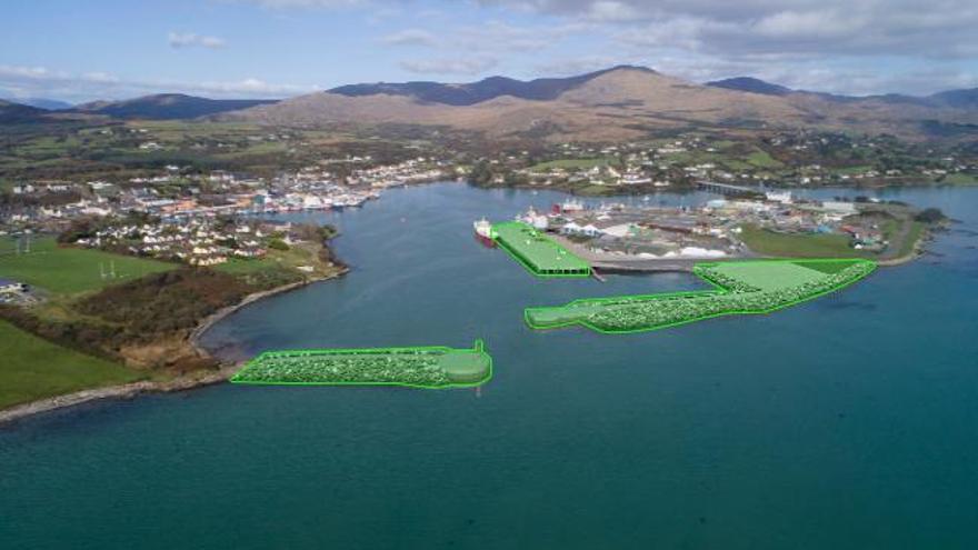 Irlanda invierte 12 millones más en el puerto de referencia para la flota gallega