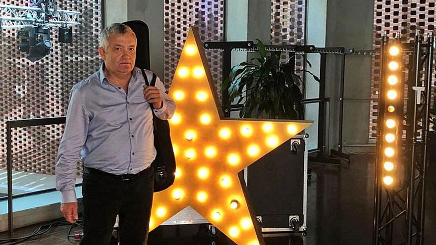 Juan José Cabré, el mallorquín que triunfa en el 'Got Talent'  de Finlandia