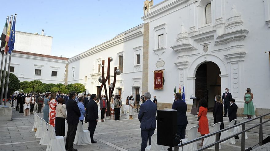 Celebración del Día de Extremadura