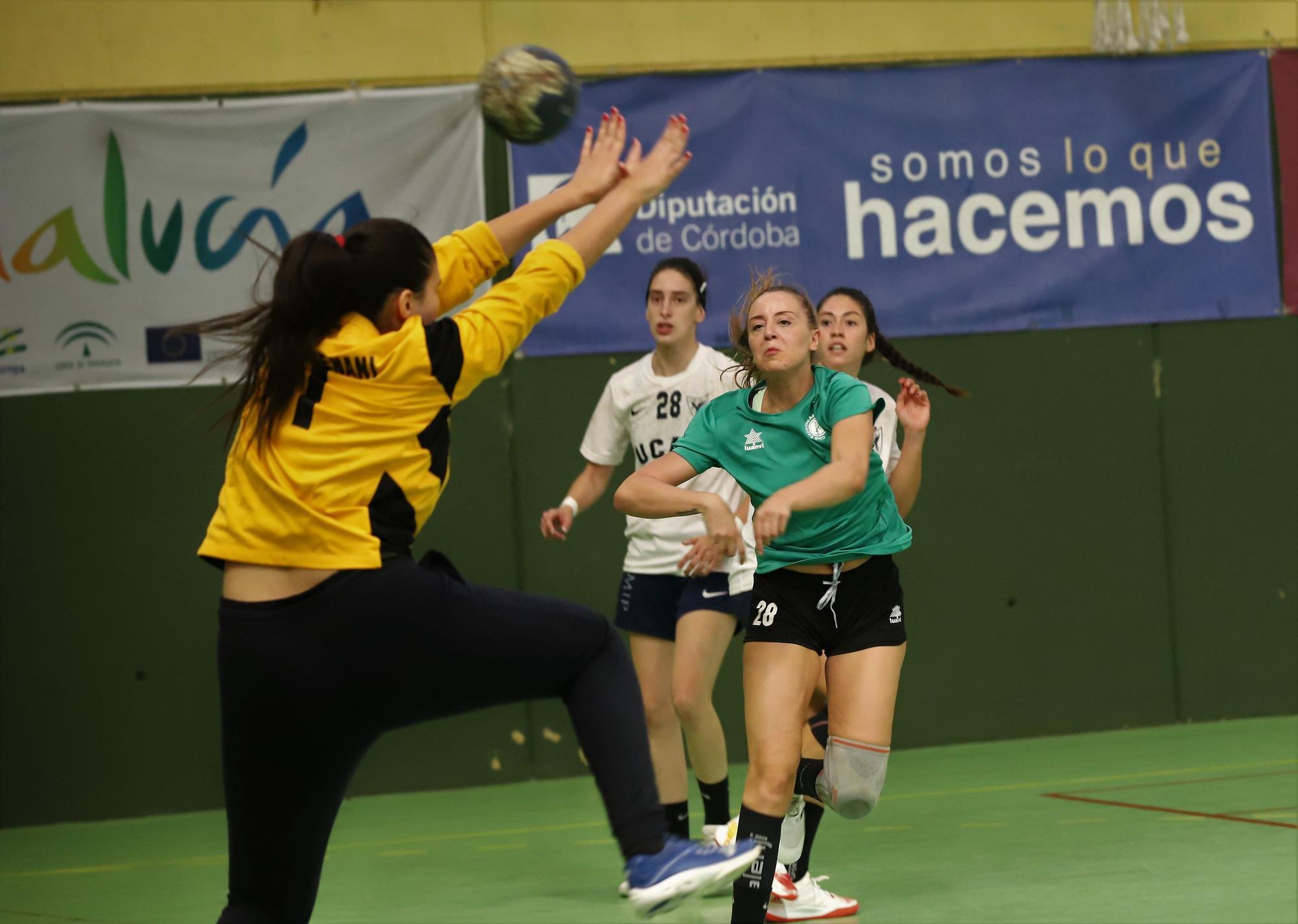 El Itea Córdoba aprueba con nota su examen ante el UCAM Murcia