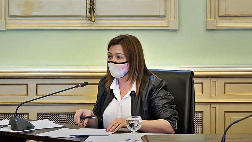 La consellera Garrido anuncia un plan de conciliación antes de dos meses