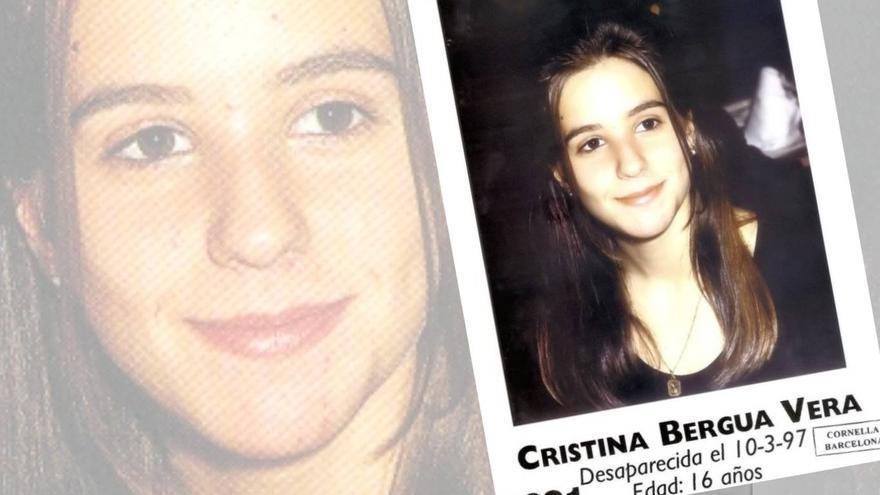 Cristina Bergua, la adolescente de Cornellá que desapareció cuando iba a romper con su novio