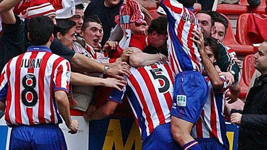 """Un """"5"""" con gol y lanzado por el Guaje"""