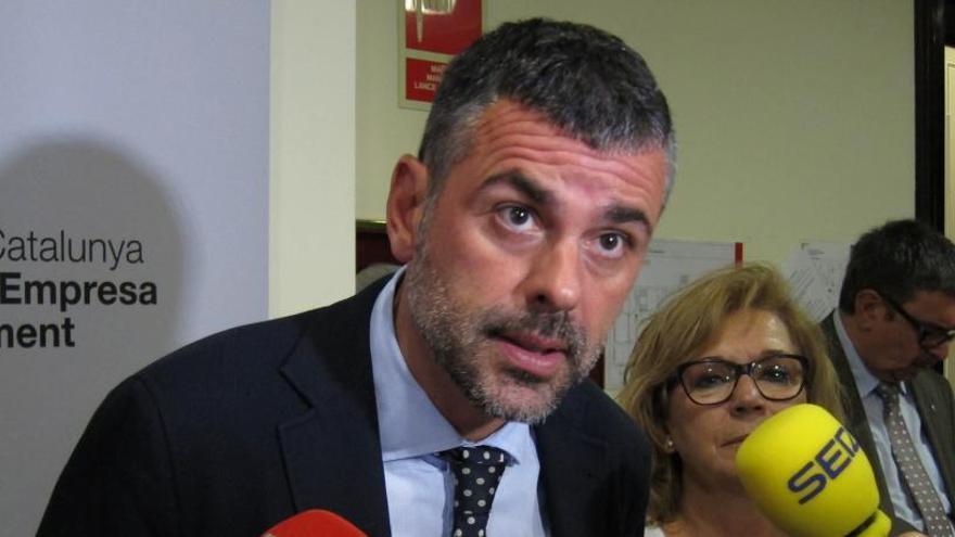 Santi Vila demana a la Caixa de Solidaritat els 216.000 euros de la seva fiança per Sixena