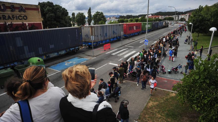 ¿Qué futuro espera al tren del puerto dos años después?
