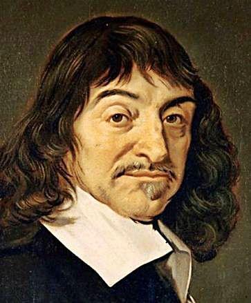 René Descartes (1596-1650).