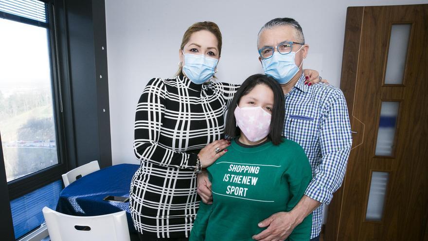 """Día Internacional del Cáncer Infantil: El emotivo mensaje de Kamila Medina, enferma de cáncer: """"Hay que ser positivo a pesar de todo lo malo"""""""