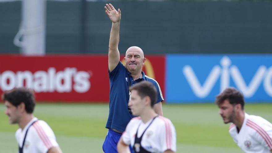 Cherchésov revela que Putin llamó varias veces durante partido contra España