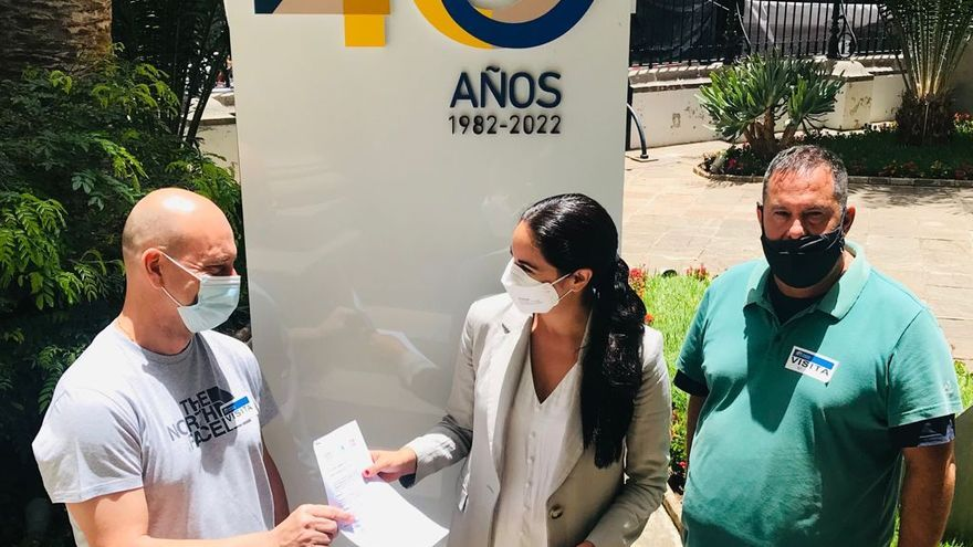 Tres sindicatos piden estar en la Comisión de Coordinación de Policías Locales de Canarias
