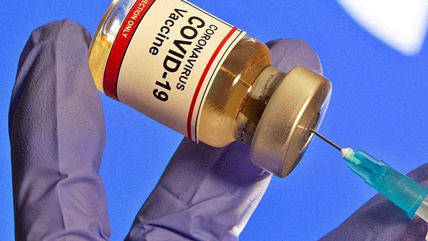 La CE reduce a 3 días un proceso de un mes para tener vacuna en enero