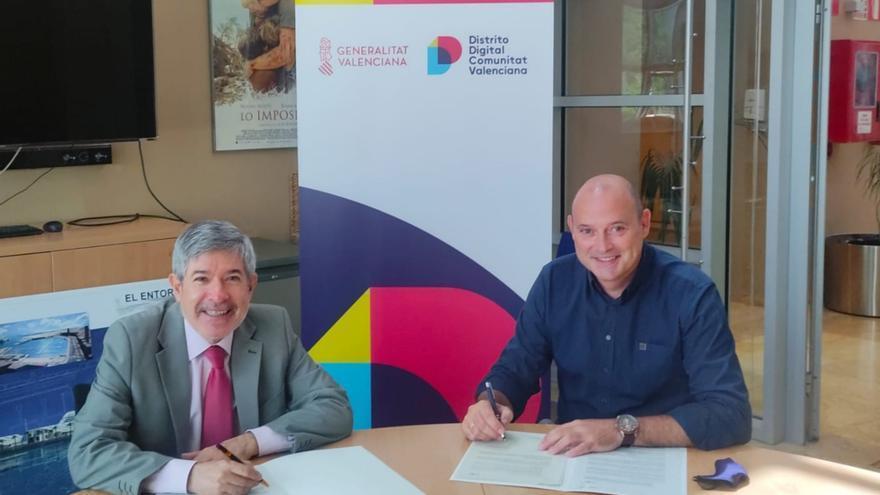 El Colegio de Economistas de Alicante se suma a Distrito Digital como colaborador