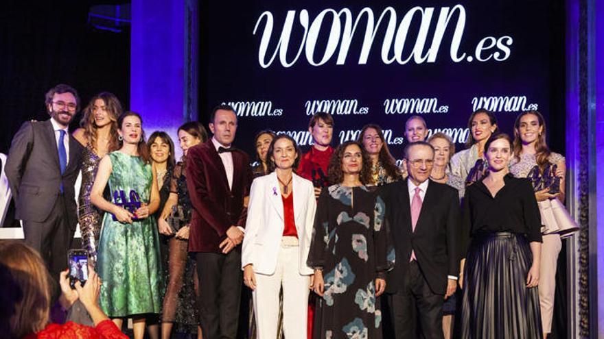 La revista 'Woman' celebra la cuarta edición de sus premios