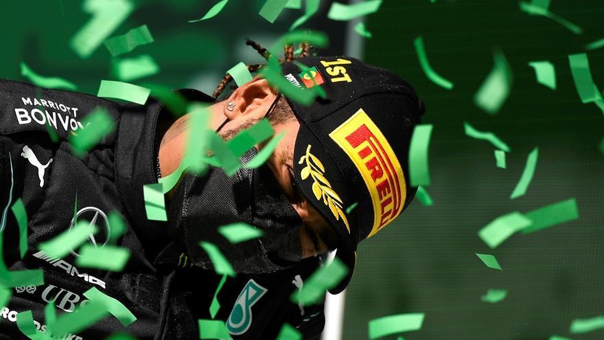 Resultados y clasificación tras el Gran Premio de Portugal de F1