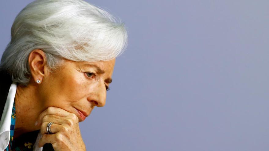 El BCE aumenta las compras de deuda en 500.000 millones