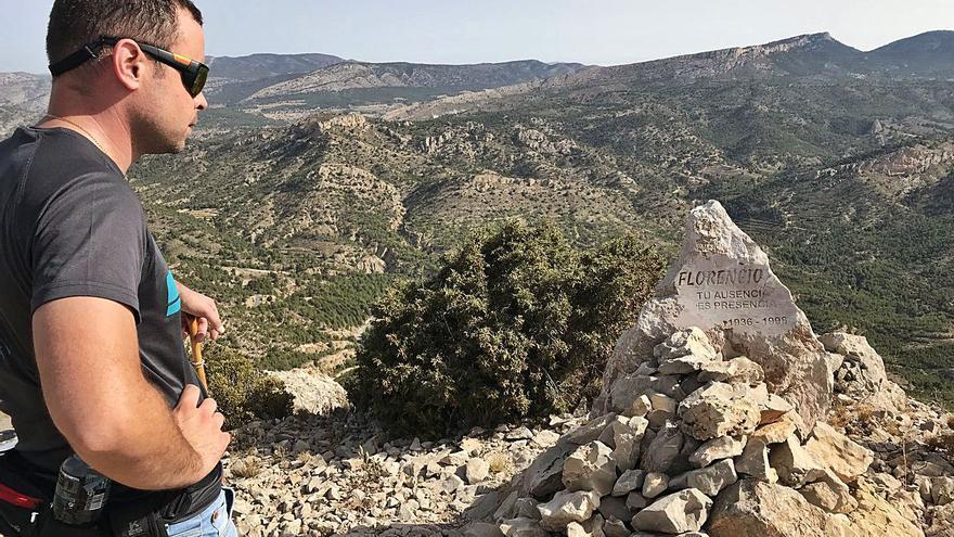 Descanso eterno en las montañas