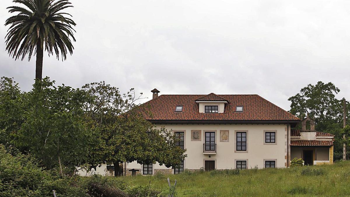 Las instalaciones del nuevo colegio en Leorio.